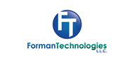 Logoinn created this logo for Forman Technologies L.L.C. - who are in the Information Technology Logo Design  Sectors