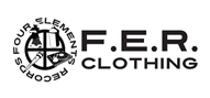 Logoinn created this logo for Four Elements Recordings - who are in the Fashion Logo Design  Sectors