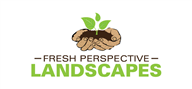 Logoinn created this logo for Fresh Perspective Landscapes - who are in the Landscape Logo Design  Sectors