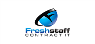 Logoinn created this logo for Freshstaff Contract IT - who are in the IT Logo Design  Sectors