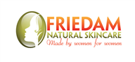 Logoinn created this logo for Friedam Ltd - who are in the Cosmetics Logo Design  Sectors