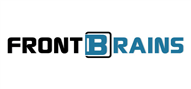 Logoinn created this logo for FrontBrains - who are in the Information Technology Logo Design  Sectors