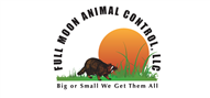 Logoinn created this logo for Full Moon Animal Control, LLC - who are in the Other Logo  Sectors