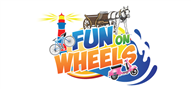 Logoinn created this logo for Fun On Wheels - who are in the Fun Logo  Sectors