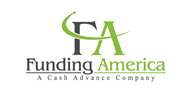 Logoinn created this logo for Funding America - who are in the Finance Logo Design  Sectors