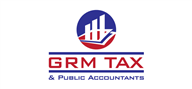 Logoinn created this logo for GRM TAX AND PUBLIC ACCOUNTANTS - who are in the Accountancy Firm Logo Design  Sectors