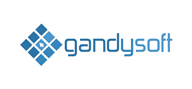 Logoinn created this logo for GandySoft, Inc - who are in the Property Logo  Sectors