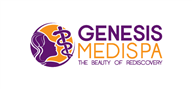 Logoinn created this logo for Genesis Medispa - who are in the Medical Logo  Sectors