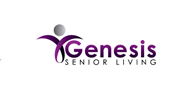 Logoinn created this logo for Genesis Senior Living - who are in the HealthCare Logo Design  Sectors