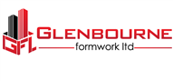 Logoinn created this logo for Glenbourne formwork ltd - who are in the Construction Logo Design  Sectors