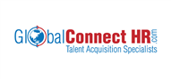 Logoinn created this logo for Global Connect HR  - who are in the Recruitment Logo Design  Sectors