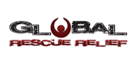 Logoinn created this logo for Global Rescue Relief - who are in the Charity Logo Design  Sectors
