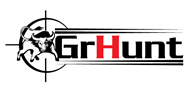 Logoinn created this logo for GrHunt - who are in the Sports Logo Design  Sectors
