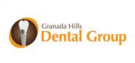 Logoinn created this logo for Granada Hills Dental Group - who are in the Dentist Logo Design  Sectors