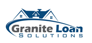 Logoinn created this logo for Granite Loan Solutions - who are in the Real Estate Logo Design  Sectors