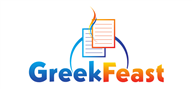 Logoinn created this logo for GreekFeast - who are in the Beverages Logo Design  Sectors
