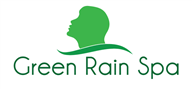 Logoinn created this logo for Green Rain Spa - who are in the Skin Care Logo Design  Sectors