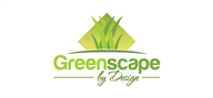 Logoinn created this logo for Greenscape By Design - who are in the Landscape Logo Design  Sectors