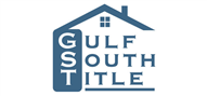 Logoinn created this logo for Gulf South Title Corporation - who are in the Legal Logo Design  Sectors