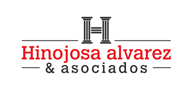 Logoinn created this logo for HINOJOSA ALVAREZ & ASOCIADOS, S.C. - who are in the Law Logo Design  Sectors