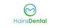 Logoinn created this logo for Hains Dental - who are in the Dentist Logo Design  Sectors