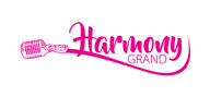 Logoinn created this logo for Harmony Karaoke KTV - who are in the Party Logo  Sectors