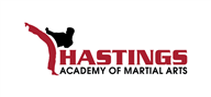 Logoinn created this logo for Hastings Academy of Martal Arts - who are in the Physical Training Logo Design  Sectors