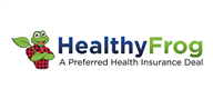 Logoinn created this logo for HealthyFrog.org - who are in the Medical Logo  Sectors