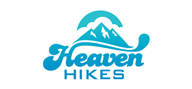 Logoinn created this logo for Heaven Hikes - who are in the Religious Logo Design  Sectors
