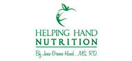 Logoinn created this logo for Helping Hand Nutrition - who are in the Doctors Logo Design  Sectors