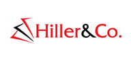 Logoinn created this logo for Hiller & Co. - who are in the Accountancy Firm Logo Design  Sectors