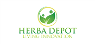 Logoinn created this logo for Hoosier Organic Health LLC DBA HERBADEPOT - who are in the Health Logo Design  Sectors
