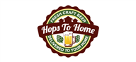 Logoinn created this logo for Hops to Home - who are in the Beverages Logo Design  Sectors