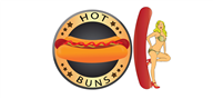 Logoinn created this logo for Hot Buns - who are in the Food Logo Design  Sectors
