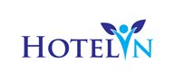 Logoinn created this logo for Hotelin - who are in the Hotel Logo  Sectors