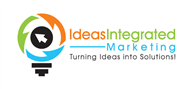 Logoinn created this logo for Ideas Integrated Marketing - who are in the Computer Logo Design  Sectors