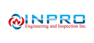 Logoinn created this logo for InPro Inspection Inc. - who are in the Engineering Services Logo Design  Sectors