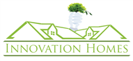 Logoinn created this logo for Innovation Homes - who are in the Construction Logo Design  Sectors