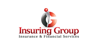 Logoinn created this logo for Insuring Group - who are in the Insurance Logo Design  Sectors