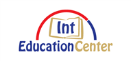Logoinn created this logo for Int Education Center - who are in the Learning Logo  Sectors