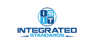 Logoinn created this logo for Integrated Standards - who are in the IT Logo Design  Sectors