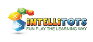 Logoinn created this logo for Intellitots - who are in the Learning Logo  Sectors