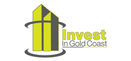 Logoinn created this logo for Invest In Gold Coast - who are in the Real Estate Logo Design  Sectors