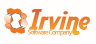 Logoinn created this logo for Irvine Software Company - who are in the Information Technology Logo Design  Sectors