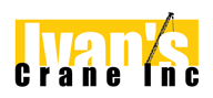 Logoinn created this logo for Ivans crane, inc. - who are in the Industrial Logo Design  Sectors