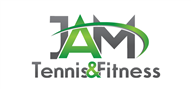 Logoinn created this logo for JAM Tennis & Fitness  - who are in the Sports Logo Design  Sectors