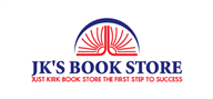 Logoinn created this logo for JK's Book Store - who are in the School Logo Design  Sectors