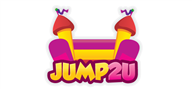 Logoinn created this logo for JUMP2U - who are in the Kids Logo  Sectors