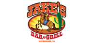 Logoinn created this logo for Jake's Bar & Grill - who are in the Beverages Logo Design  Sectors