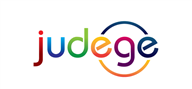 Logoinn created this logo for Judege.com - who are in the Publishing Logo  Sectors